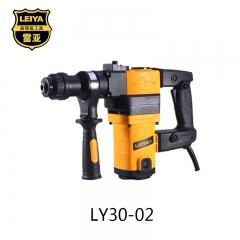 雷亚电锤30-02 1280W双用塑箱 带减震、进口气缸